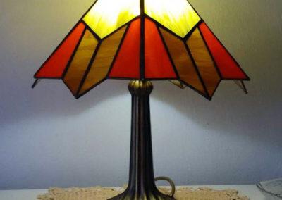 Lampa - z kurzů