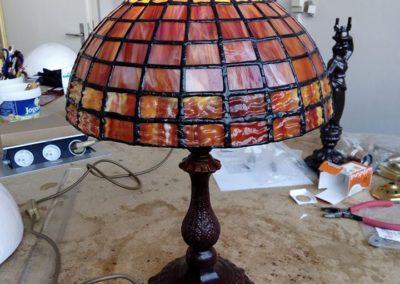 Kulatá lampa