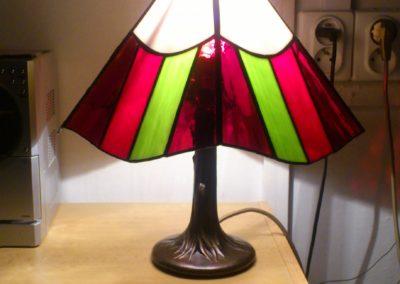 Lampa - panelová - z kurzů