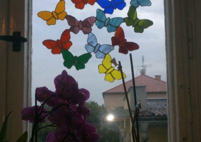 Motýlí rojení