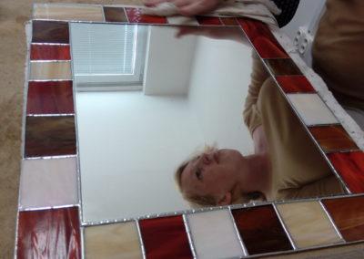 Zrcadlo - z kurzů