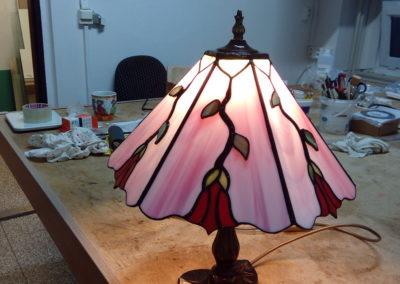 Lampa - panelová